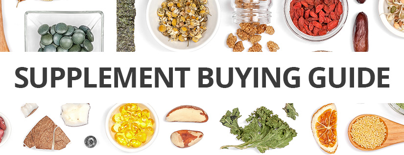 Supplement buying guide food matters forumfinder Choice Image