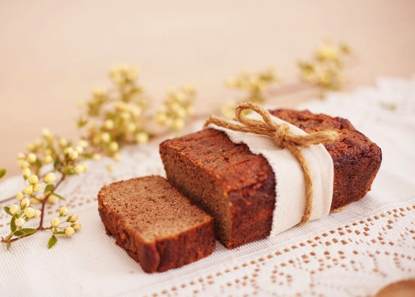 Simple banana bread recipe food matters simple banana bread recipe forumfinder Image collections