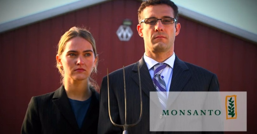 The Daily Show takes on Monsanto