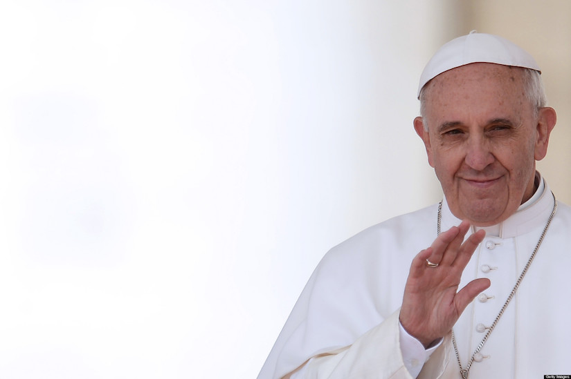 Pope Francis Weighs In On The GMO Debate