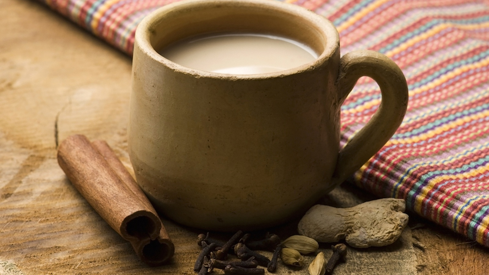 How To Make a Warming Chai