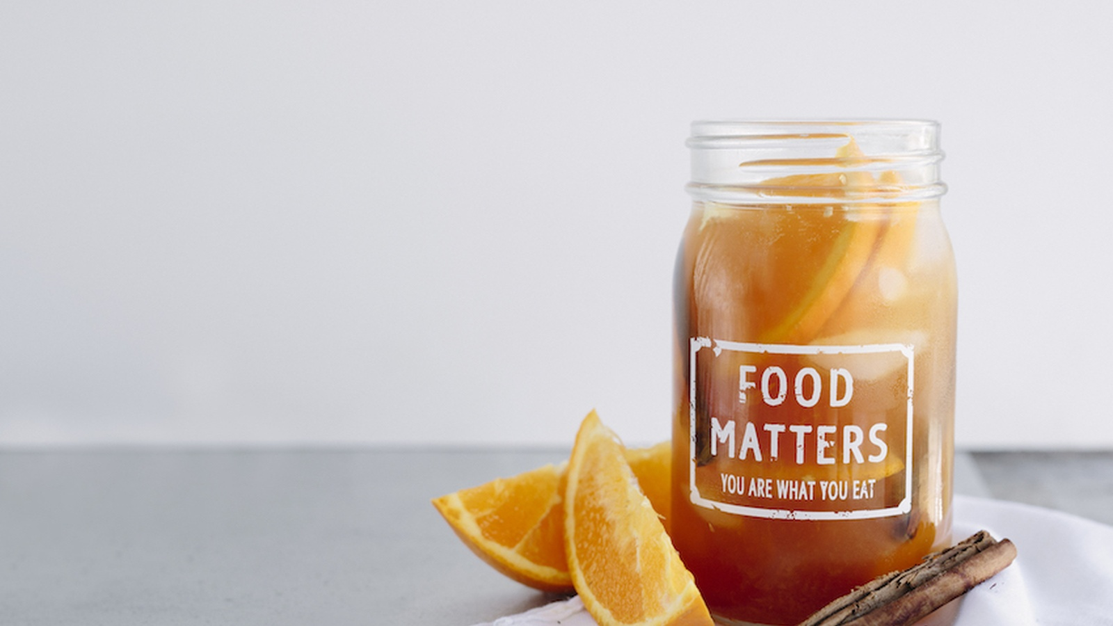 Spiced Citrus Iced Tea