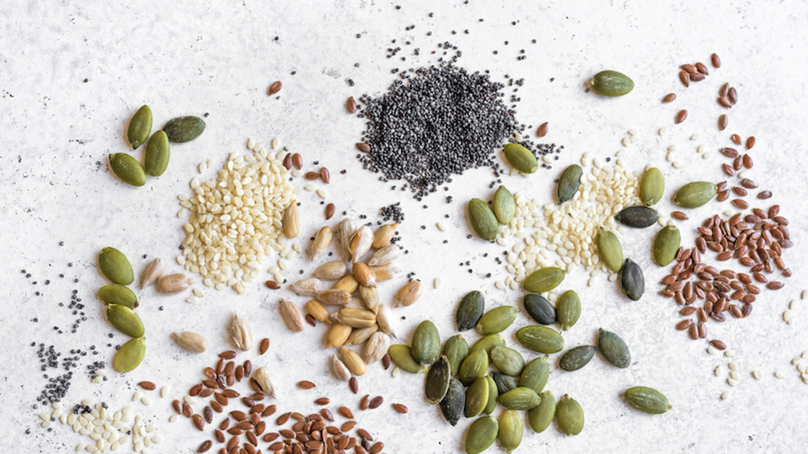 10 of the Best Seeds to Eat & Why They Are Healthy!