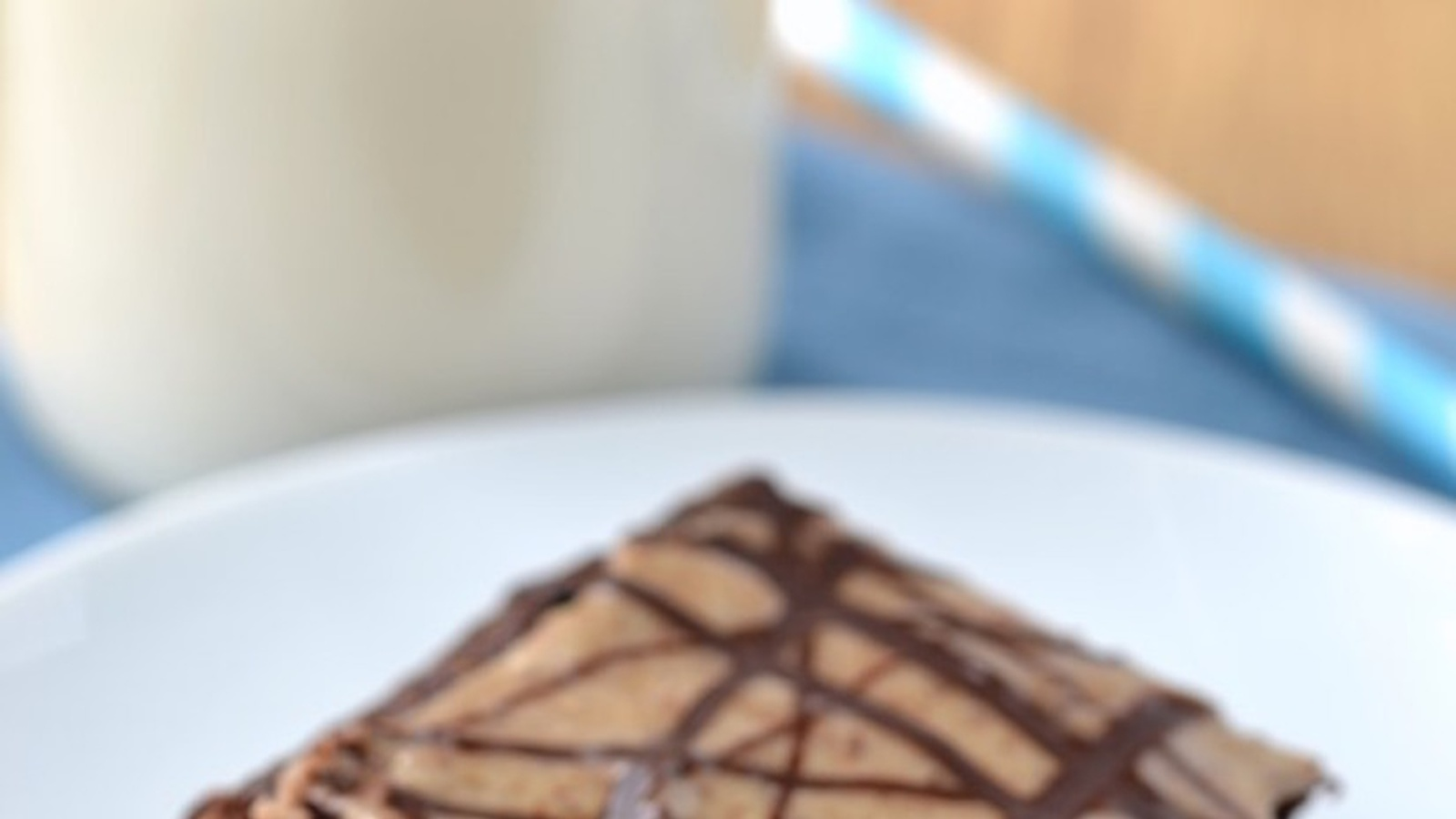 Maple-Roasted Nut Butter Brownies (Recipe)