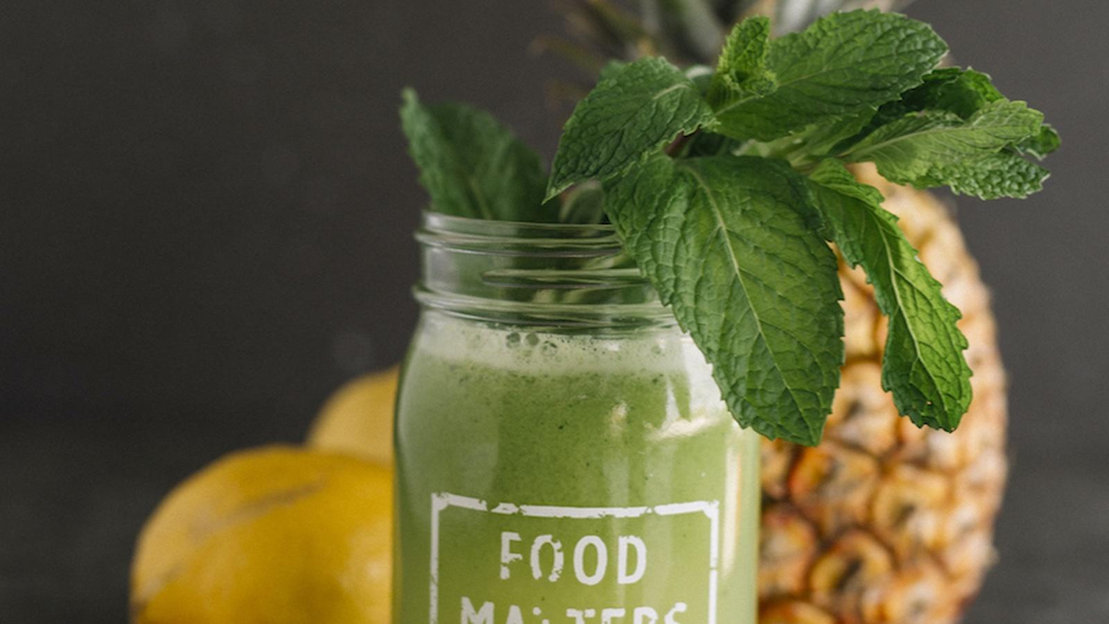 Aloe Vera And Pineapple Juice Food Matters
