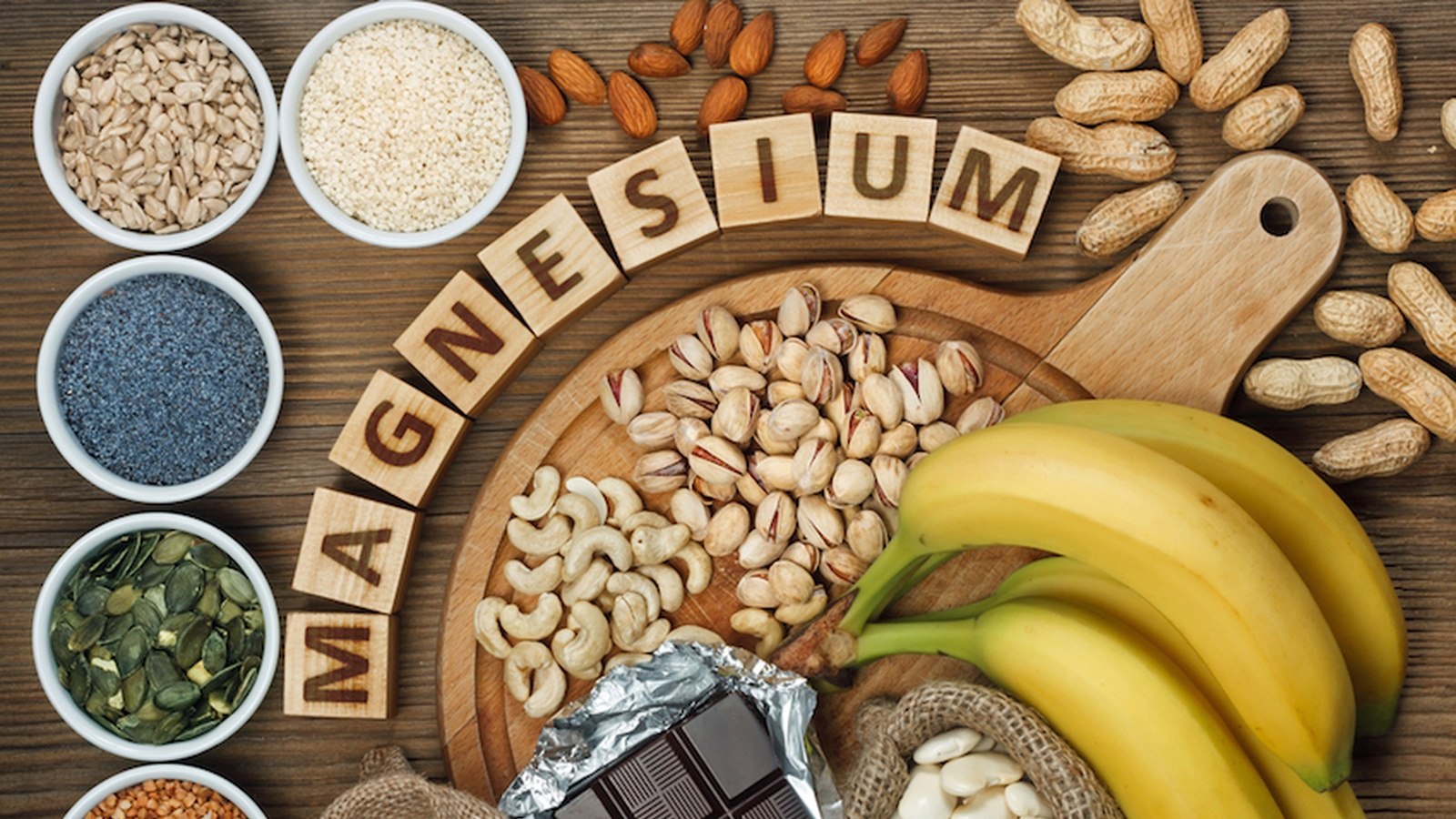 7 Signs You're Not Getting Enough Magnesium