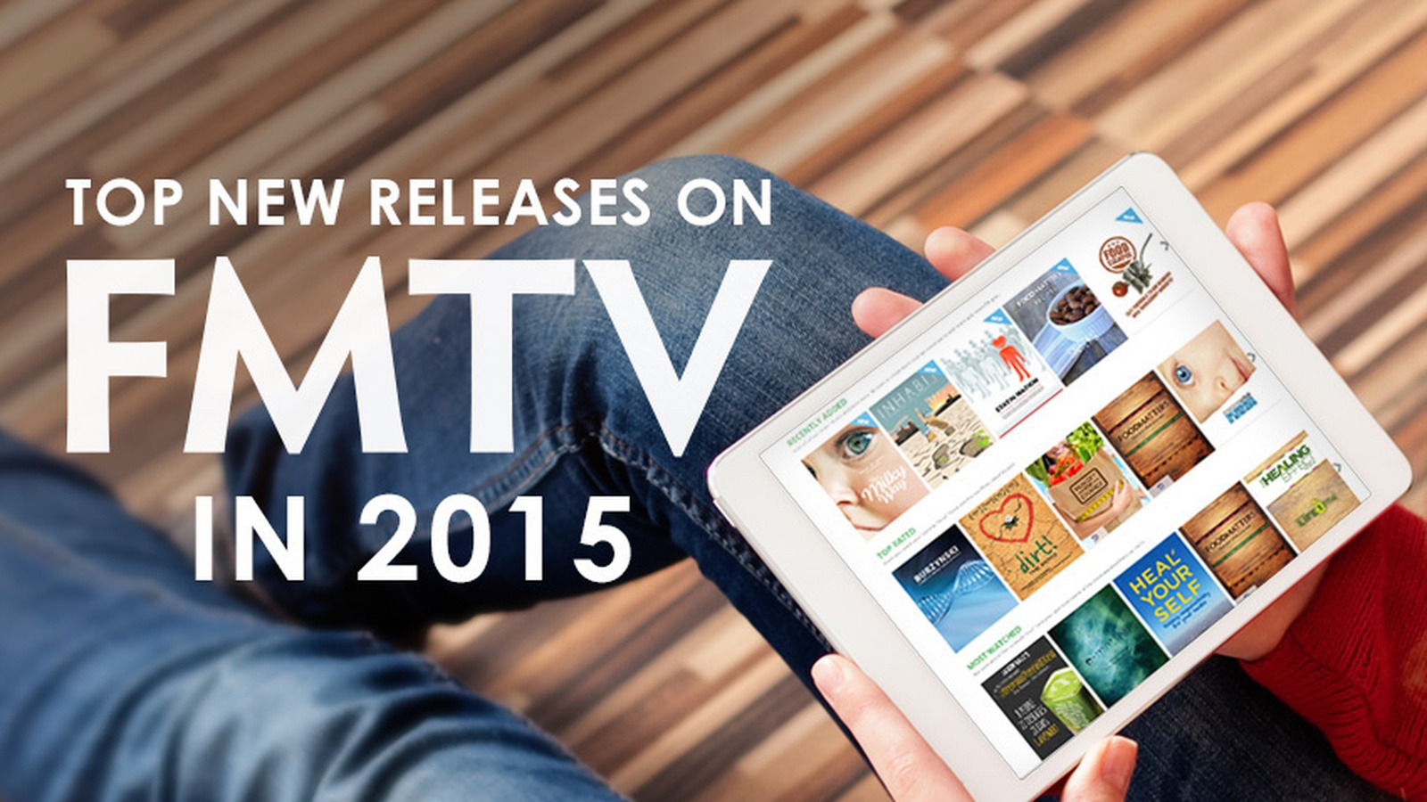 Top New Releases On FMTV 2015