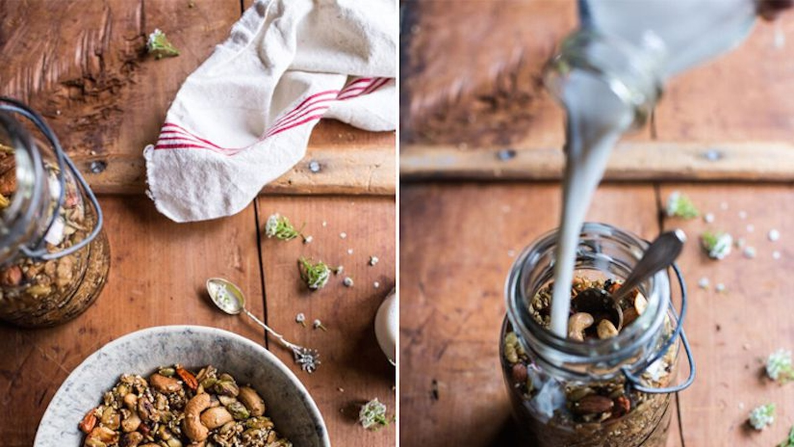 Coffee & Coconut Grain-Free Granola (Recipe)
