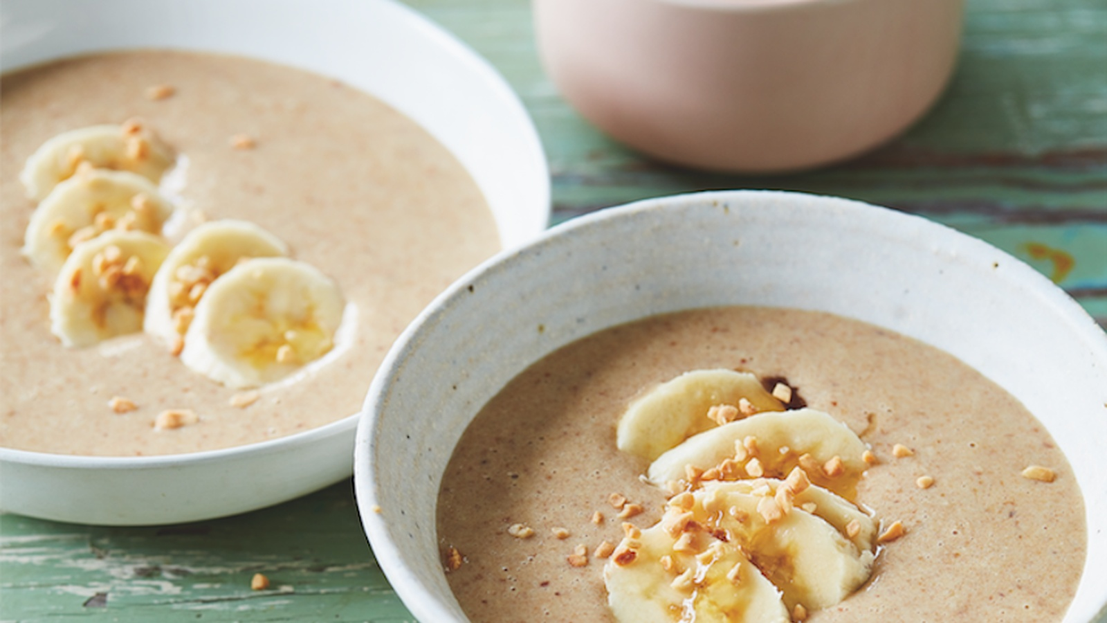 Banoffee Breakfast Bowl