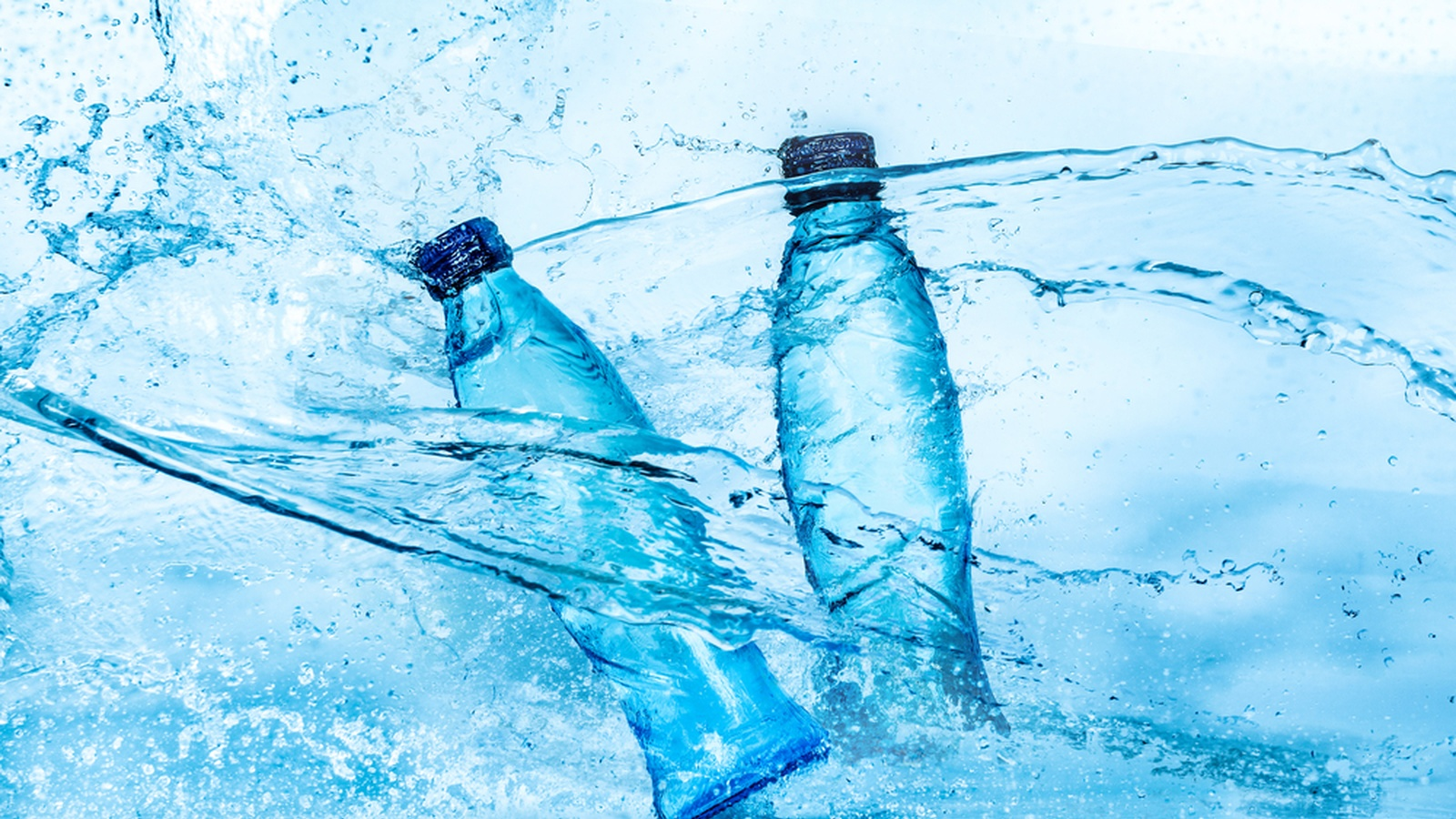 What's really in our bottled water?