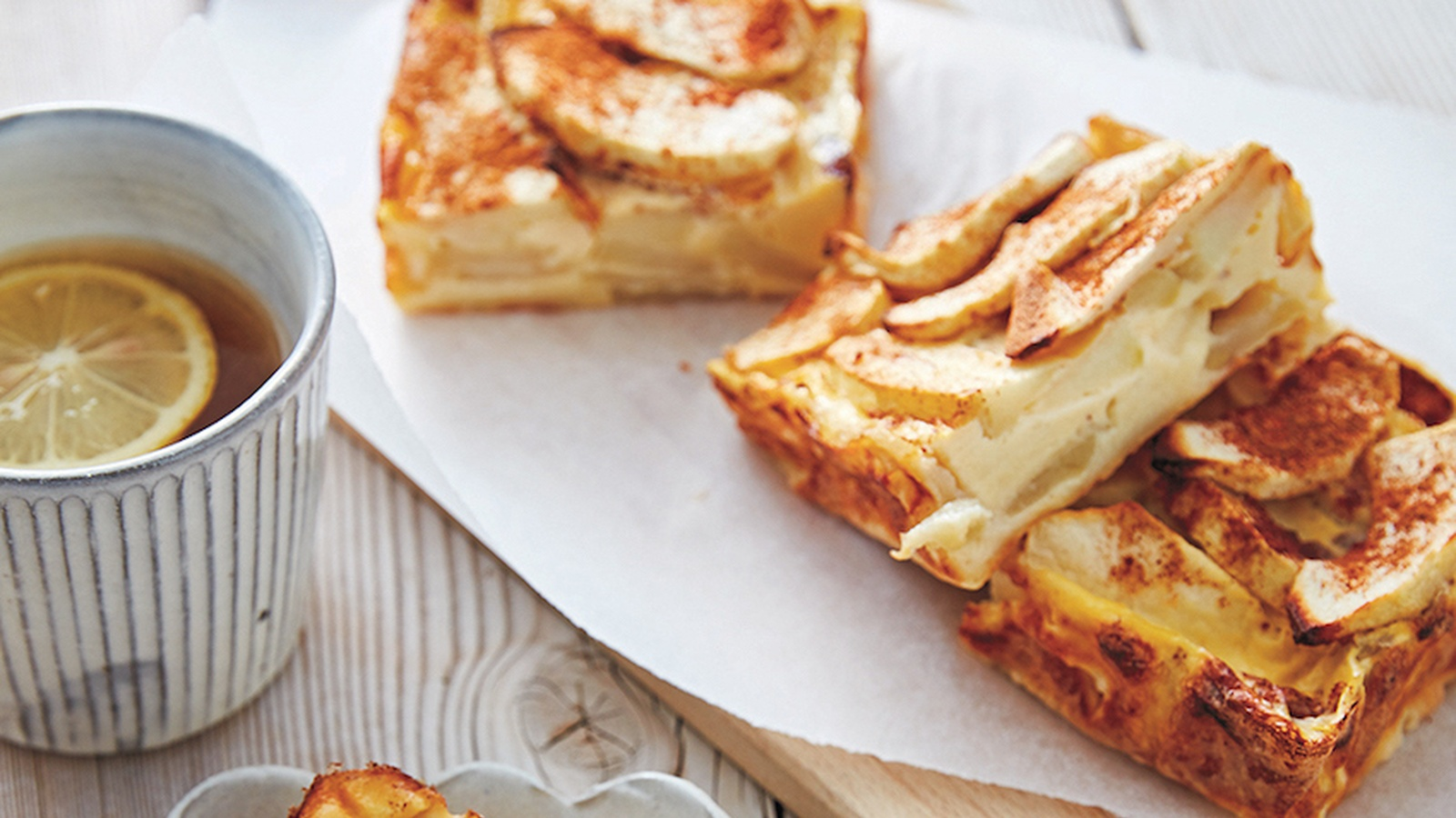 Baked Apple Pancake (Gluten And Dairy Free)