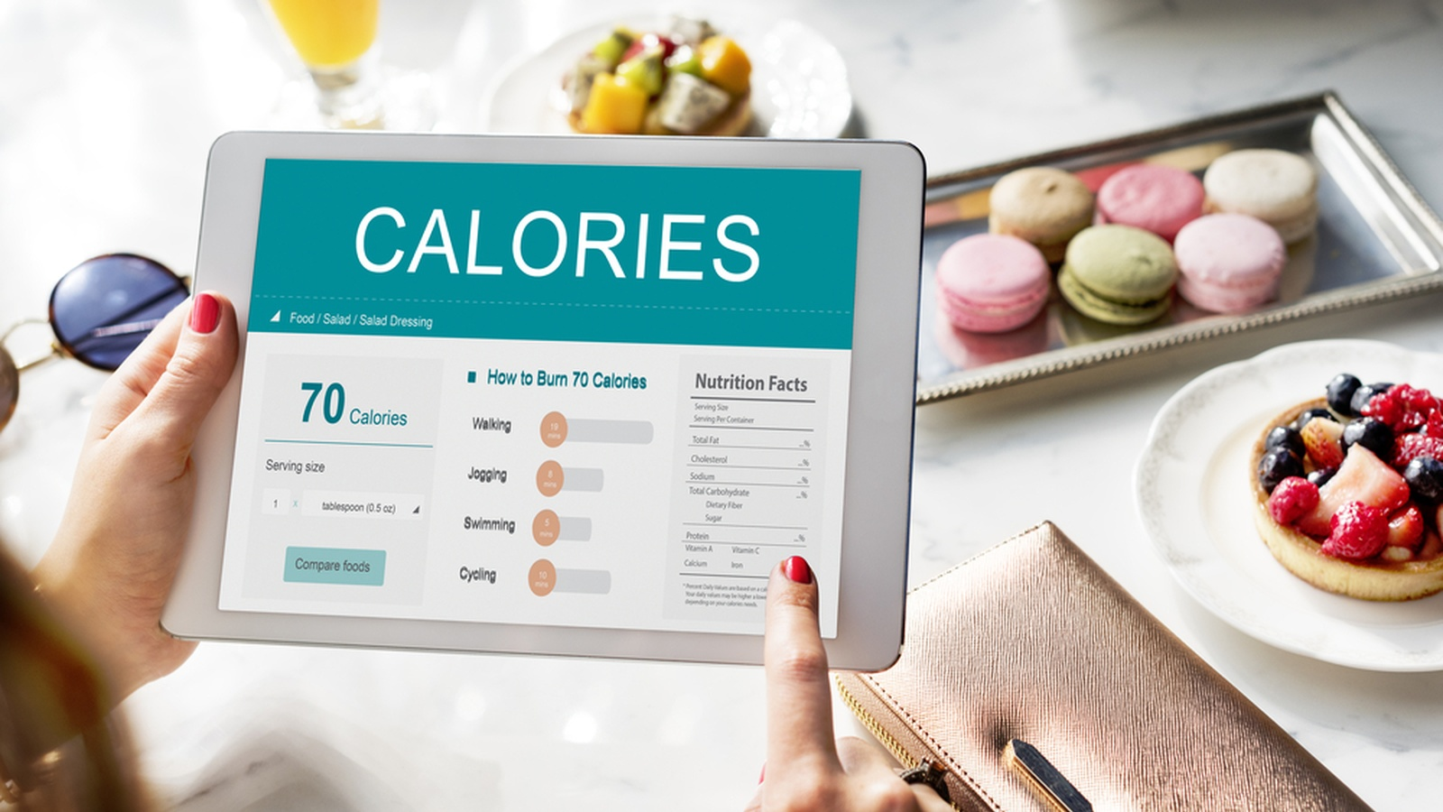 Calorie Counting Doesn't Add Up When it Comes to Healthy Weight Loss