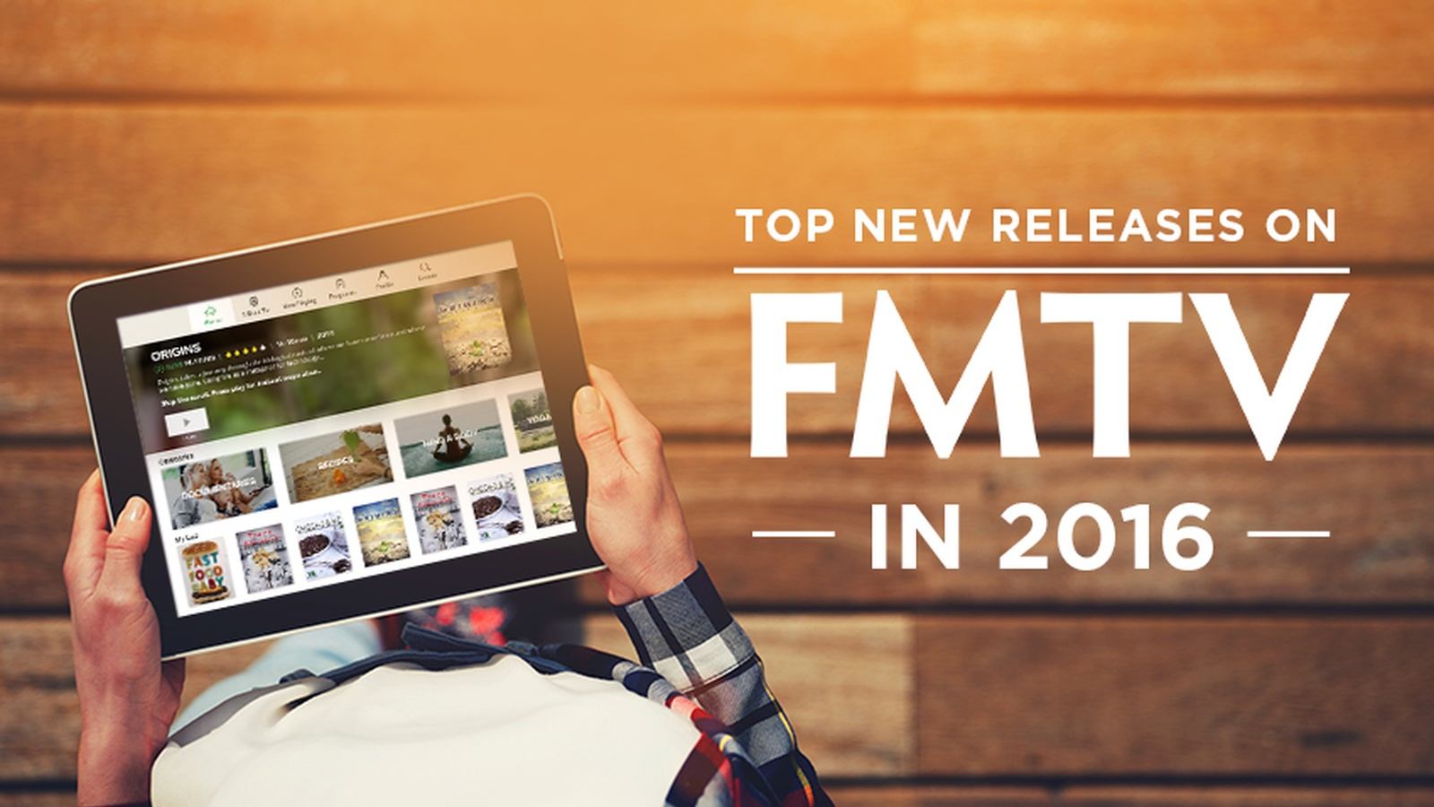 Top New Releases On FMTV in 2016