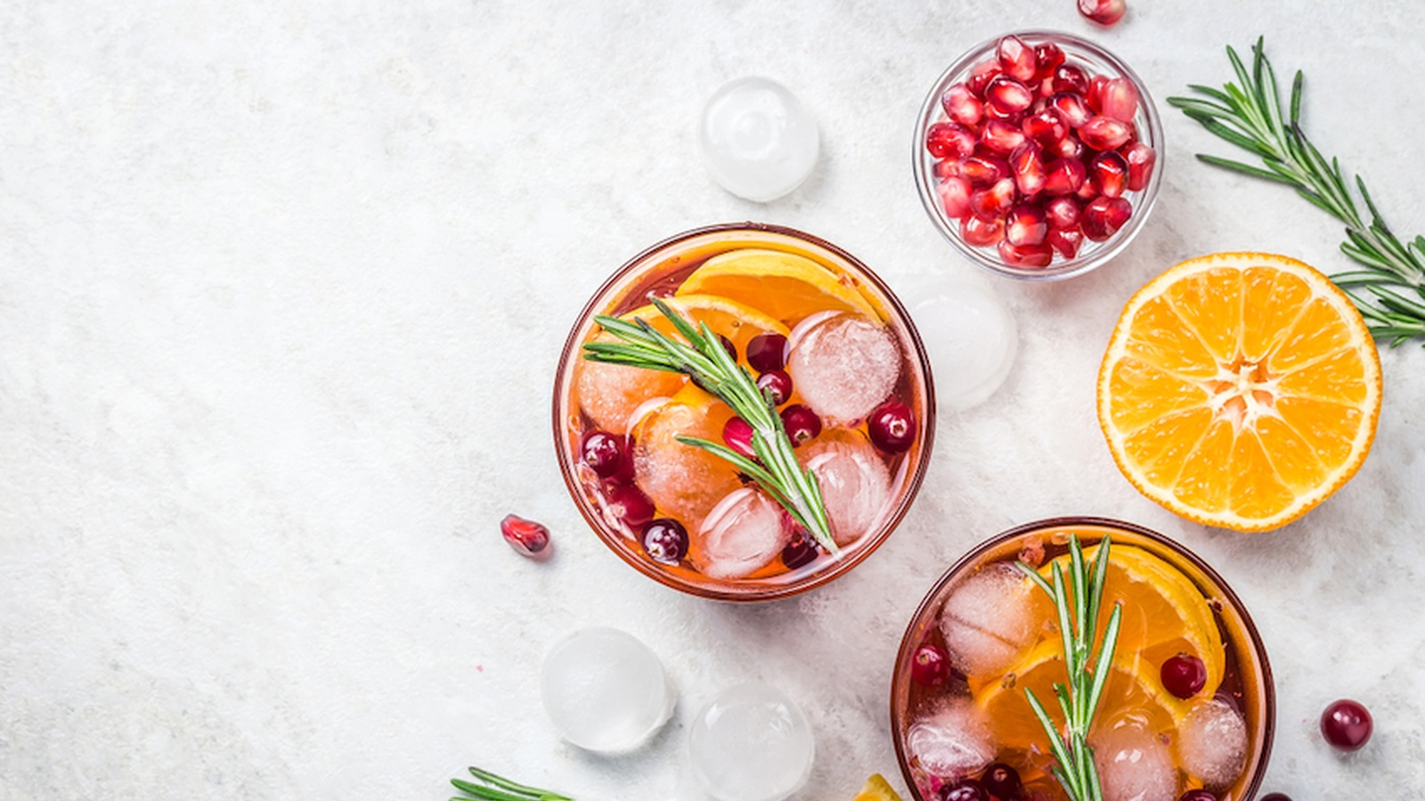 9 Mocktail Recipes for The Holiday Season