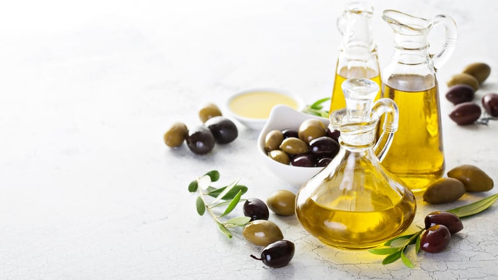 4 Of The Best Oils To Cook With