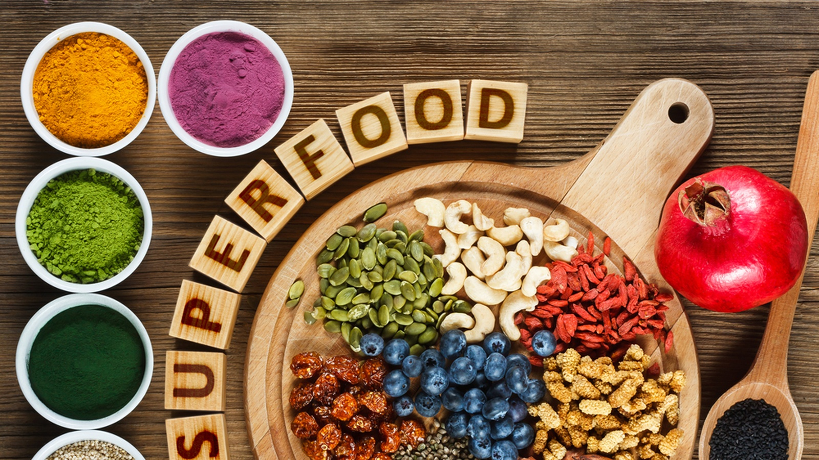 Busting Myths About Superfoods & 5 Superfoods Your Body Craves
