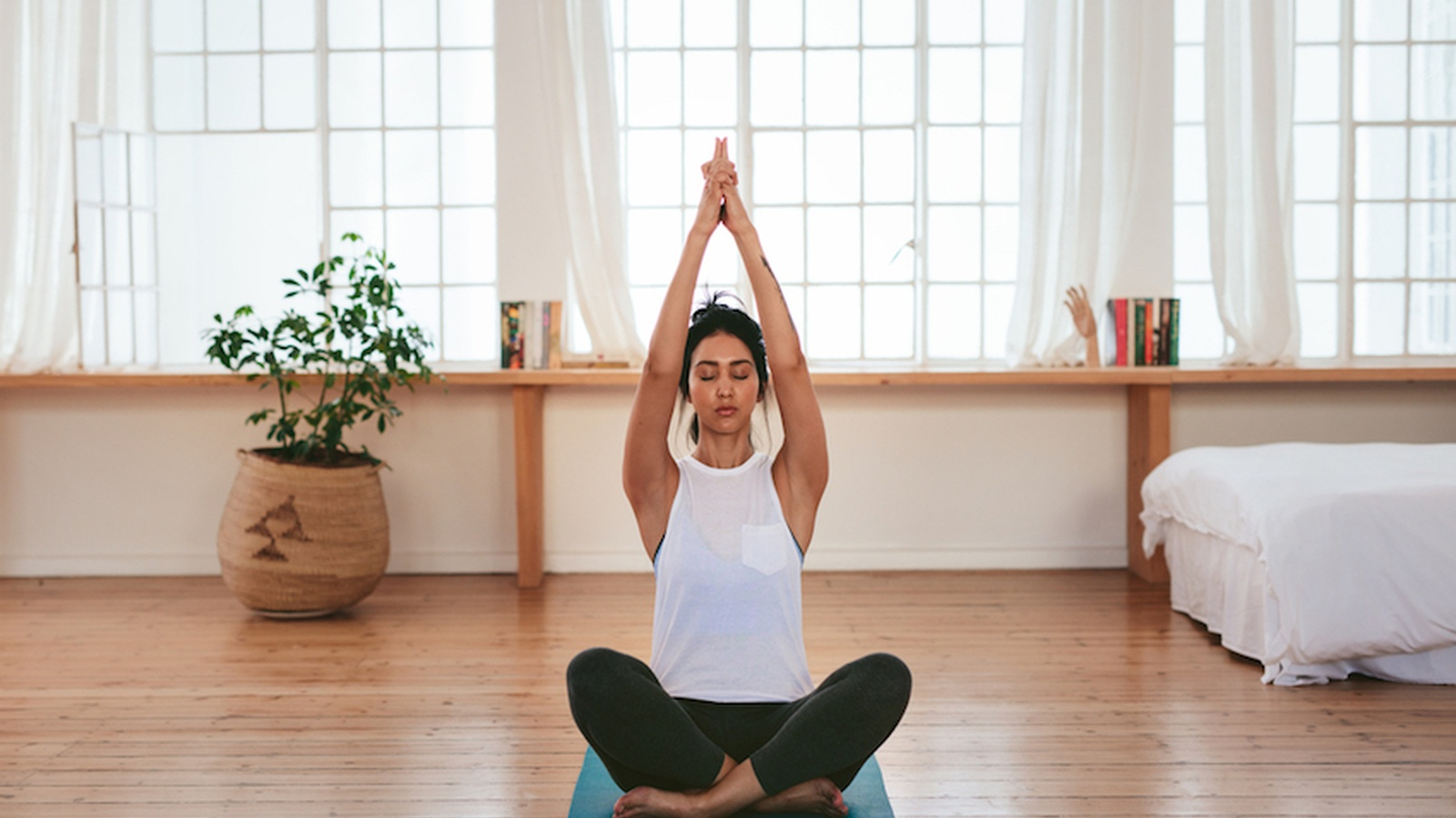 5 Key Elements to Setting Up Your at Home Yoga Space