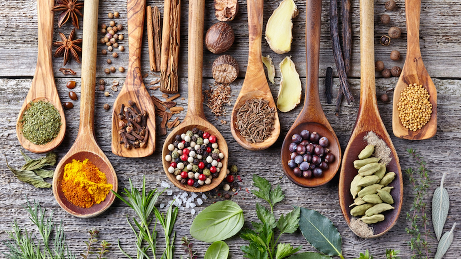 9 Herbs & Spices That Fight Inflammation