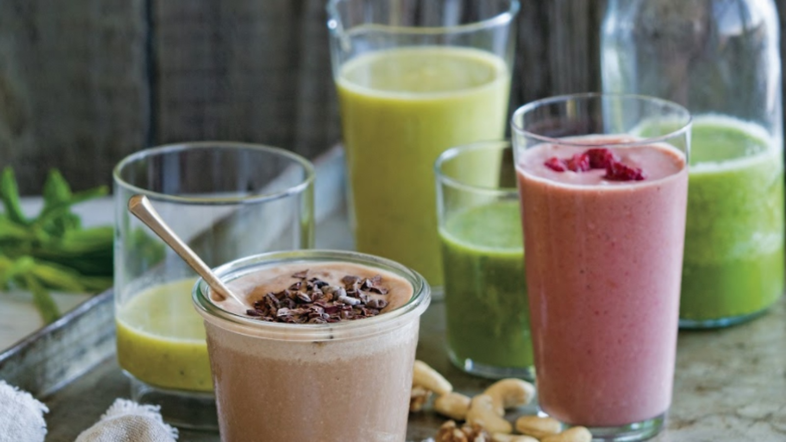 4 Hormone Balancing Smoothies