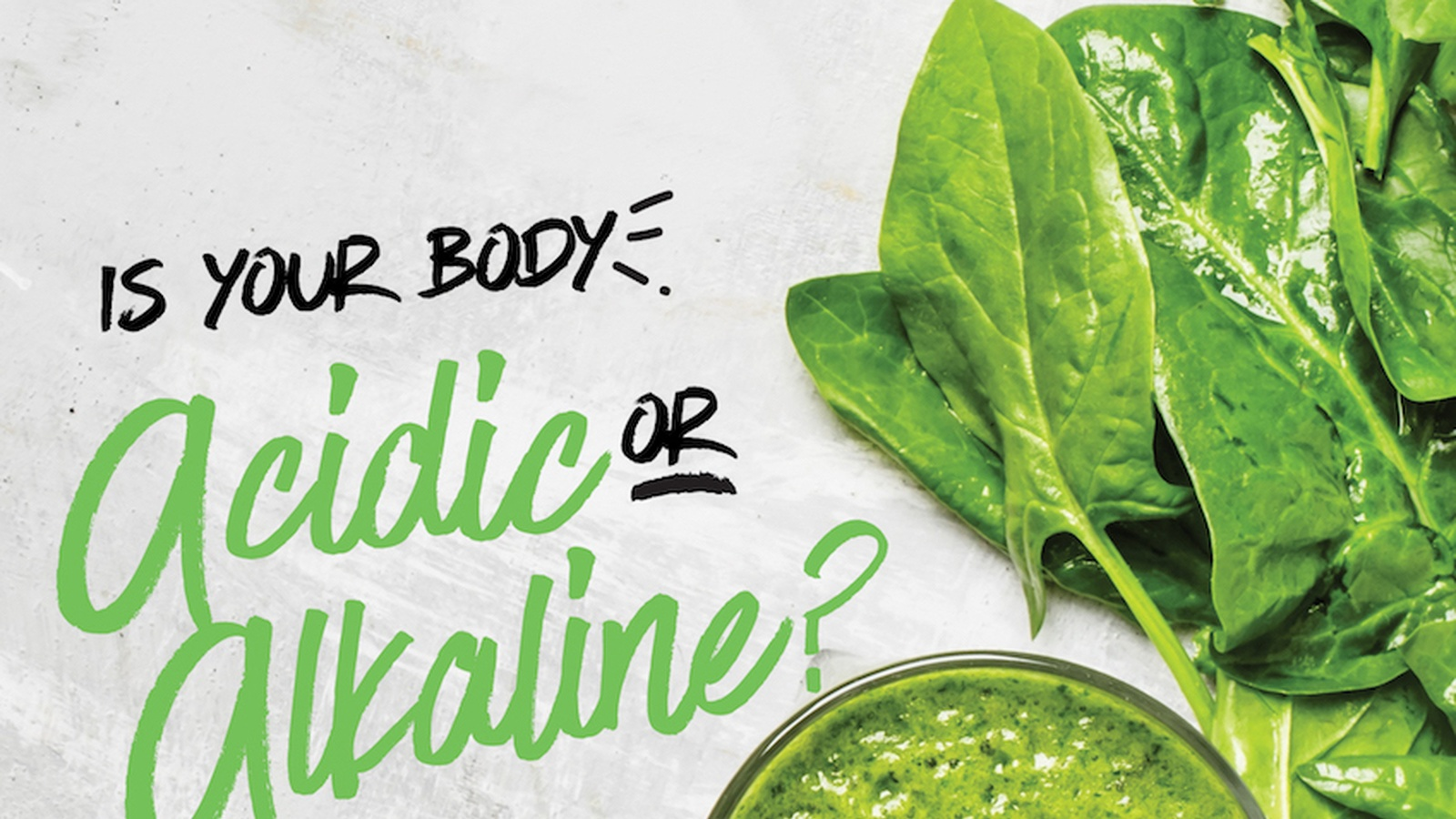 Is Your Body Acidic Or Alkaline? Take This Quiz!