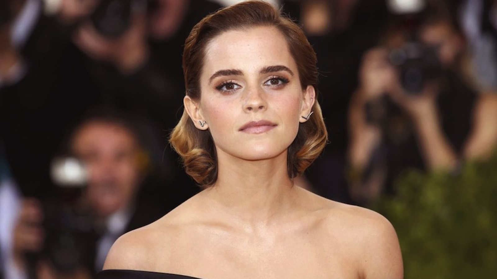 Emma Watson's Met Gala Dress Was Made Out Of Plastic Bottles