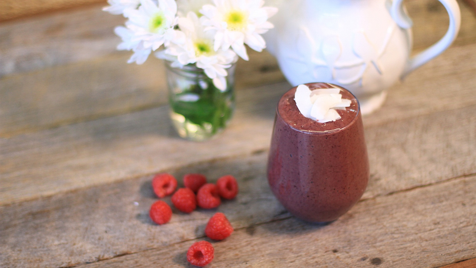 Berry Goodness Smoothie