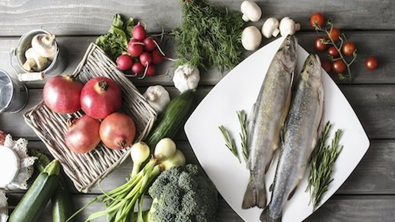 Can A Mediterranean Diet Help Reduce Chronic Disease?