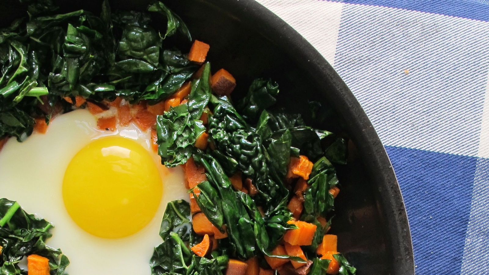 Sweet Potato and Kale Hash: The Anti-Inflammatory, Nutrient-Filled Breakfast You've Been Missing