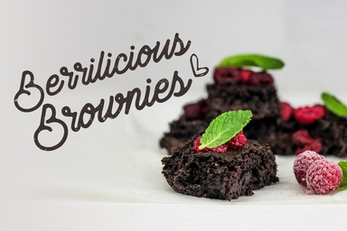 Healthy recipes nutritious delicious ideas food matters berrilicious brownies gluten dairy free forumfinder Choice Image