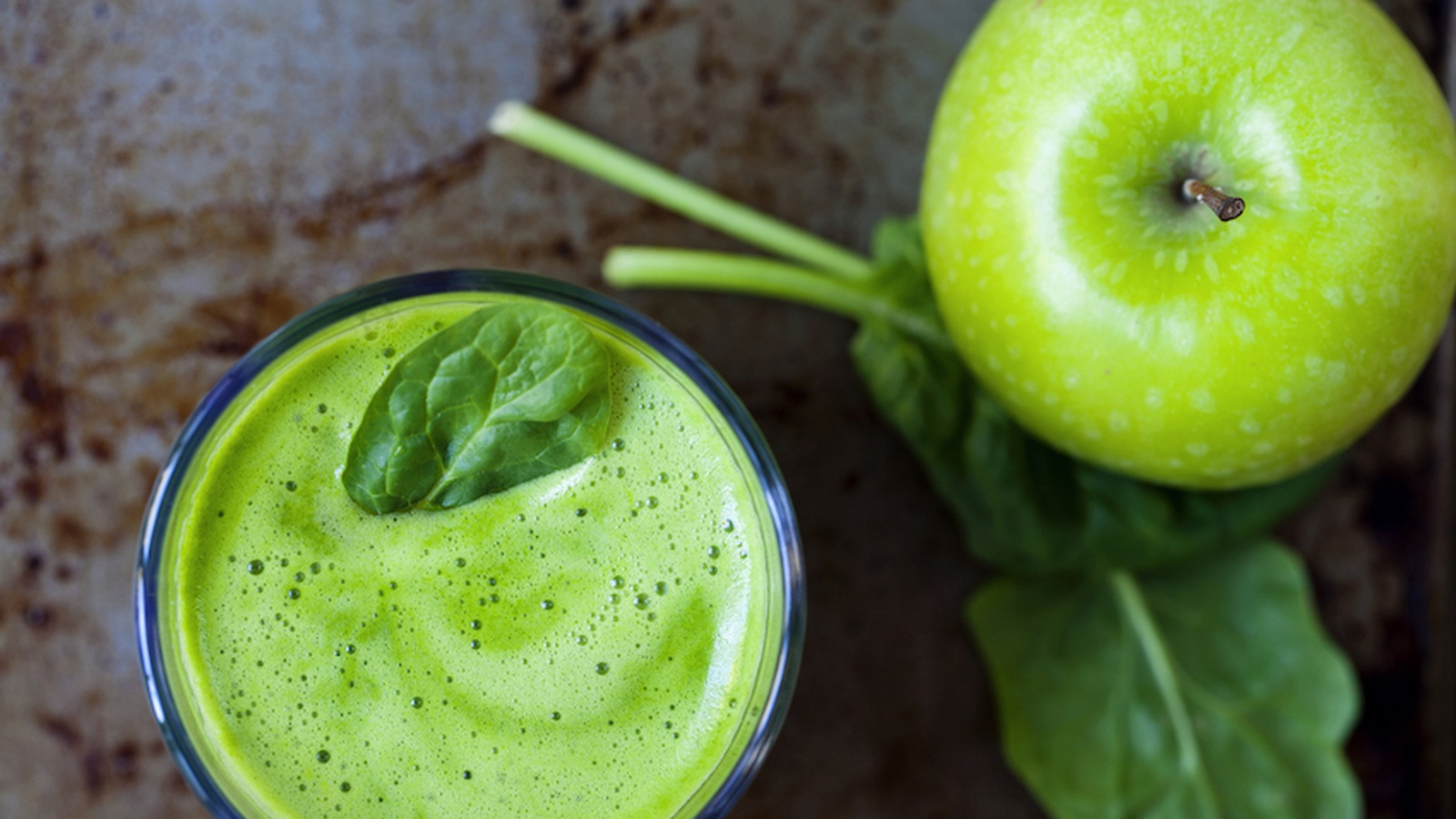 How To Make a Tasty Green Juice