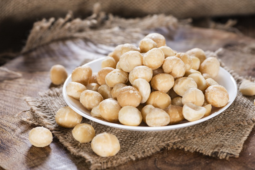 10 FASCINATING HEALTH BENEFITS OF MACADAMIAS