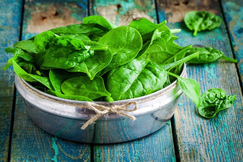 10 quick and easy ways to eat your greens!