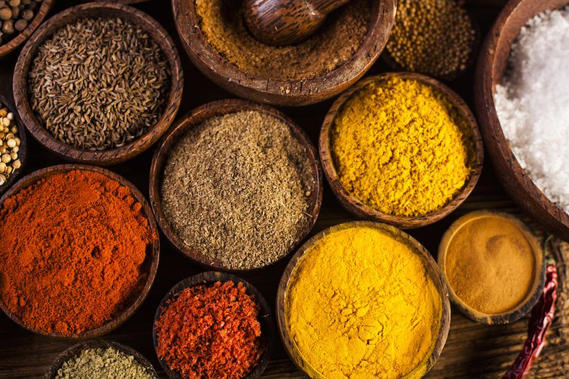 10 Surprisingly Healing Spices In Your Kitchen