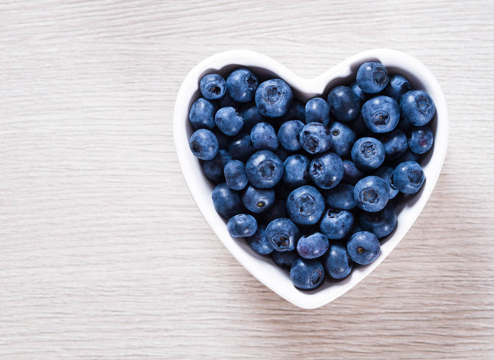 For The Love Of Blueberries