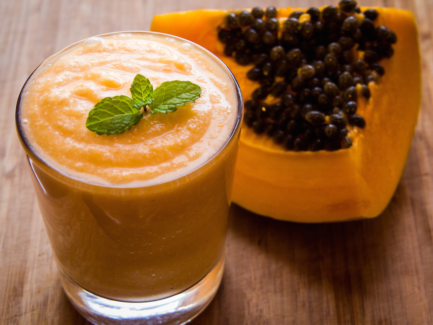 Papaya Shake Images