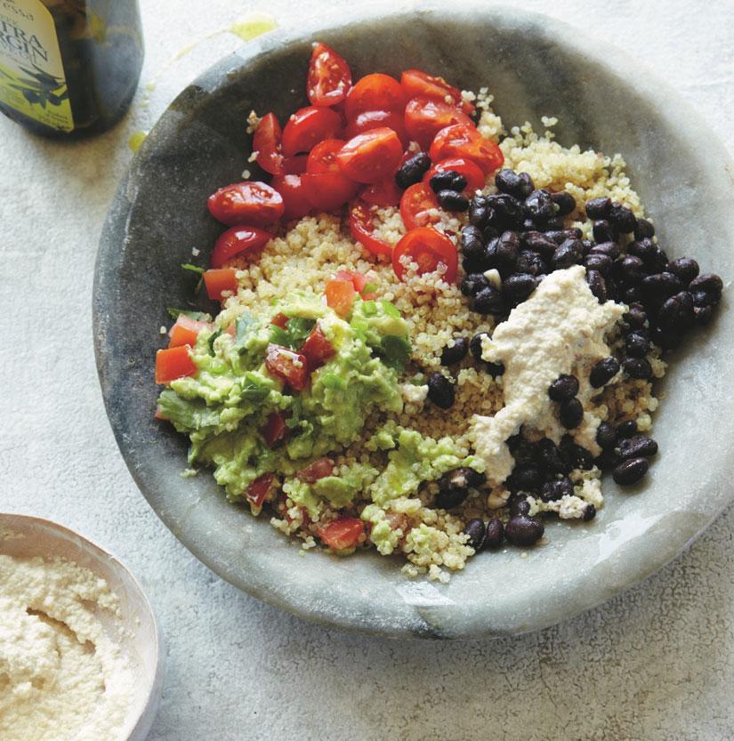 Mexican quinoa bowl food matters mexican quinoa bowl forumfinder Images