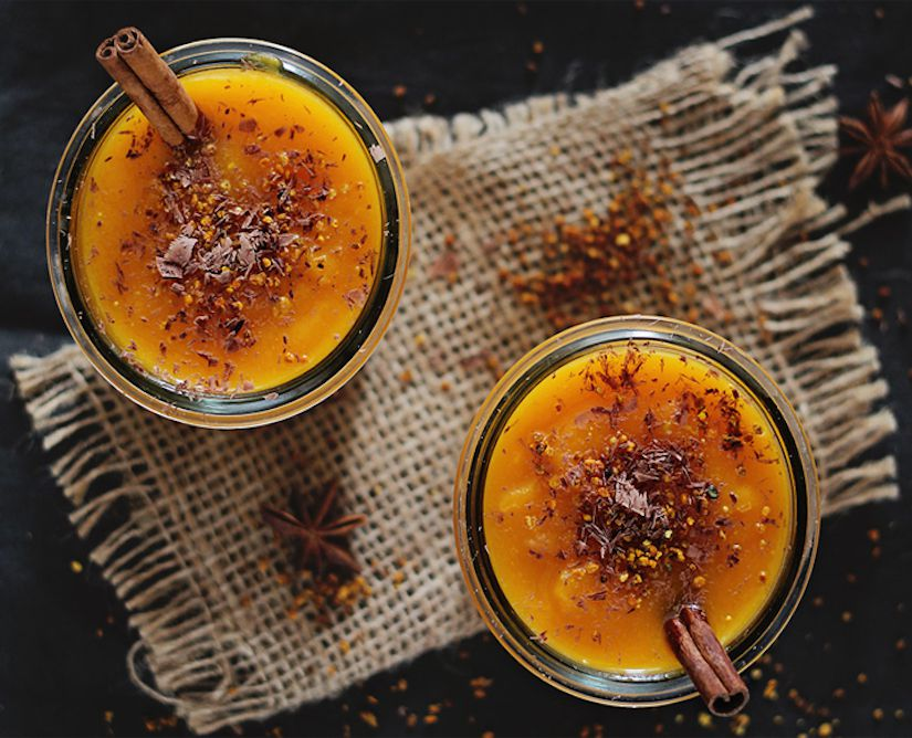 'Tis The Season For Pumpkins (Plus Superfood Packed Recipe)