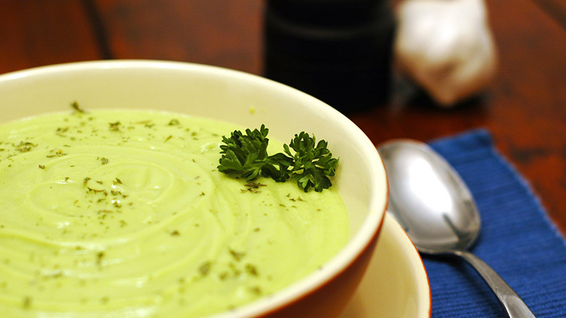 Healing And Sealing The Gut (Plus Creamy Mexican Avocado Soup Recipe)