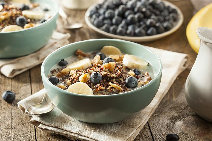 9 Tips For Healthy Breakfasts