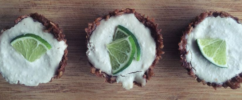 Lime & Coconut Tarts (Recipe)
