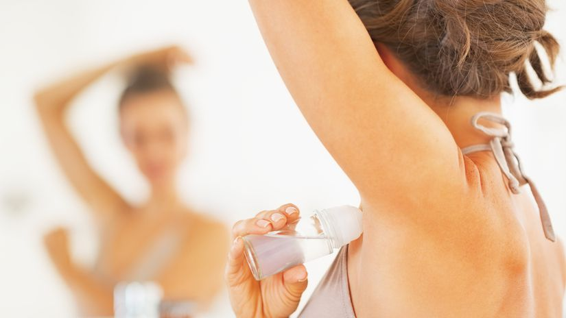 Deodorant and Antiperspirants - Why You Should Be Choosing A Natural One