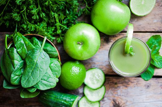 4 Simple Detox Tips For The New Year
