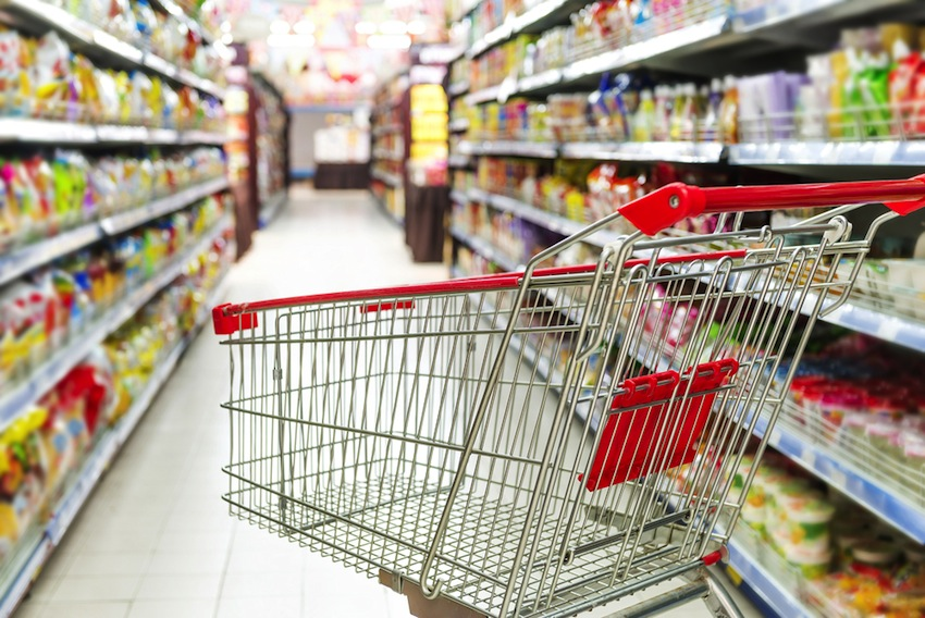 French Law Forbids Food Waste By Supermarkets