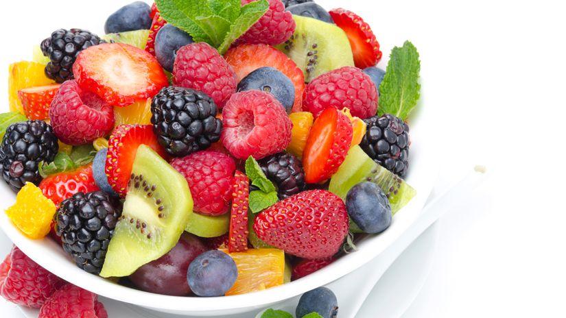 10 Powerful Anti-Aging Fruits