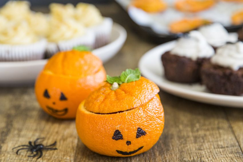 10 Of The Best Healthy Halloween Recipes!