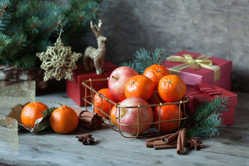 14 healthy useful christmas gift ideas