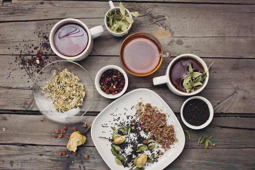 10 Healing Teas We Love