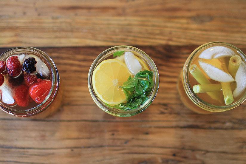 3 Healing Iced Tea Recipes