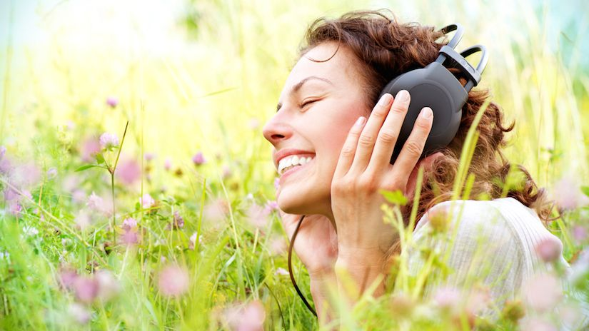 Using music to heal