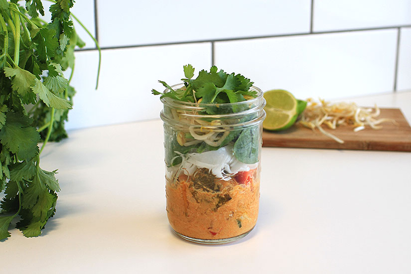 Healthy Jar Lunches To Get You Inspired | FOOD MATTERS®